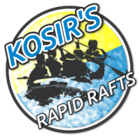 Kosirs Rapid Rafts Logo Header